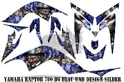 Mad Hatter für Yamaha Quads