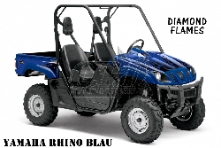 Diamond Flame für Yamaha UTV