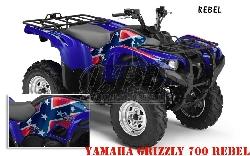 Rebel für Yamaha Quads