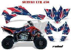 Rebel für Suzuki Quads