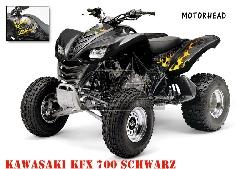 Motorhead für Kawasaki Quads