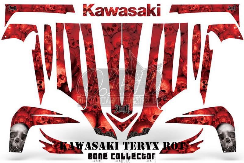 Bone Collector für Kawasaki UTV