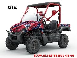 Rebel für Kawasaki UTV
