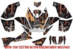 2. Designs für die KTM Quads