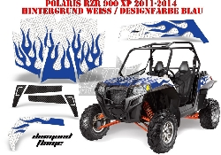 Diamond Flame für Polaris UTV