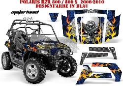 Motorhead für Polaris UTV
