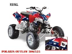Rebel für Polaris Quads