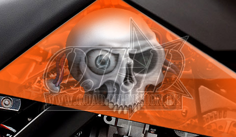Head Creeps für KTM Quads