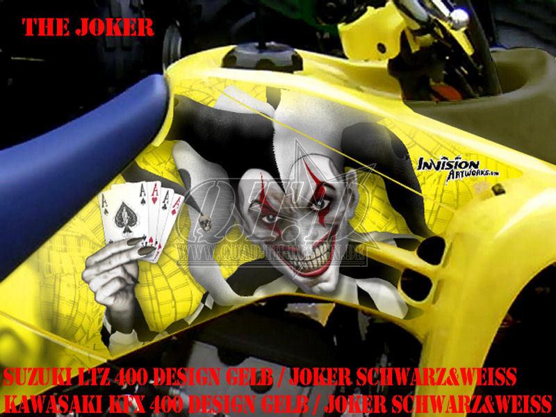 The Joker für Suzuki Quads
