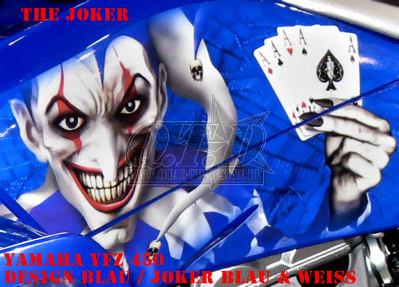 The Joker für Yamaha Quads
