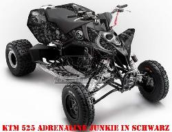 Adrenaline Junkie für KTM Quads