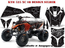 Skulls and Hammers für KTM Quads