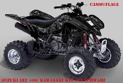 Camo für Suzuki Quads