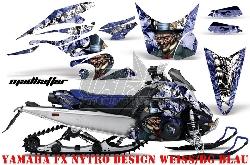 2. Designs für Yamaha Schneemobile