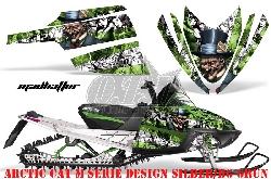 2. Designs für Arctic Cat Schneemobile