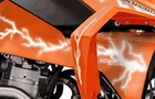 Ride the Lightning für KTM Quads