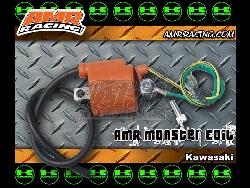 AMR Monster Coil Zündspule für Kawasaki Quads