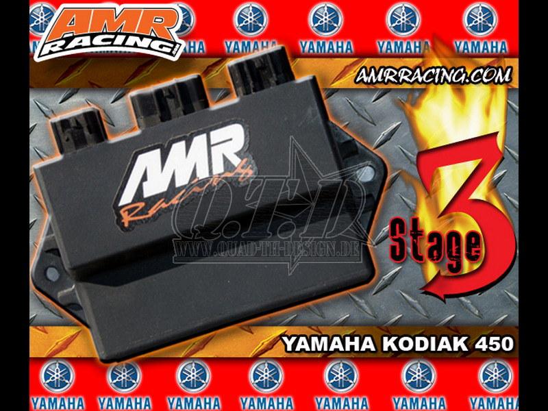 AMR Performance CDI Stage 3 für Yamaha Kodiak 450