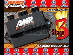 AMR Performance CDI Stage 3 für Yamaha Kodiak 450