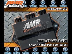 AMR Performance CDI Stage 3 für Yamaha Raptor