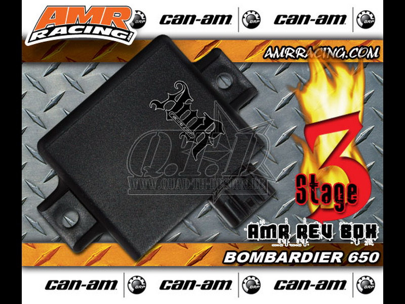 AMR Performance CDI Stage 3 für CAN-AM DS650