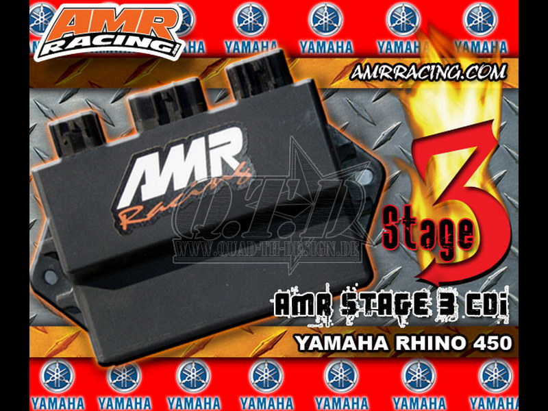 AMR Performance CDI Stage 3 für Yamaha Rhino