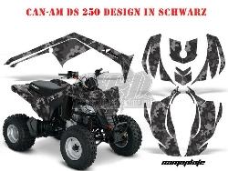 Camoplate für CAN-AM Quads