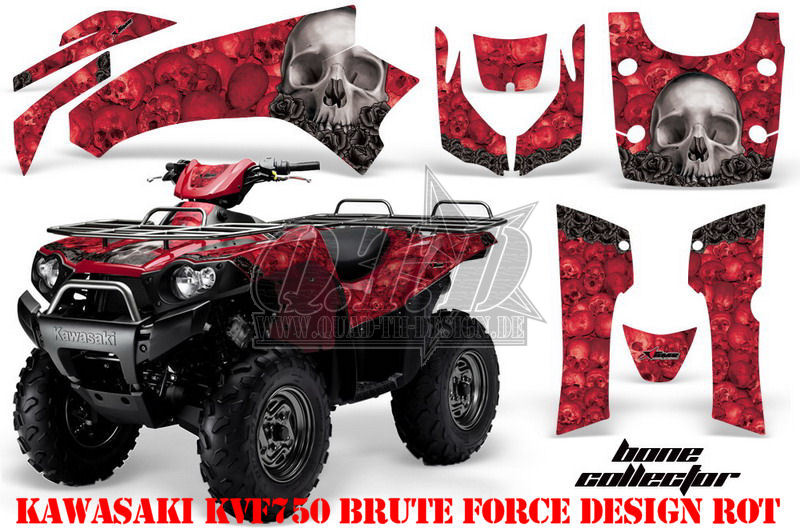 Bone Collector für Kawasaki ATV