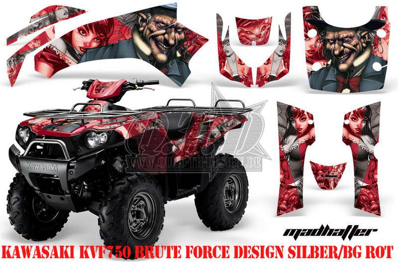 Mad Hatter für Kawasaki ATV