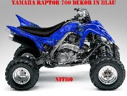 Nitro für Yamaha Quads
