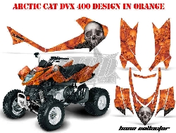 Bone Collector für Arctic-Cat Quads