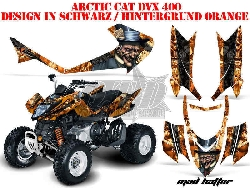 Mad Hatter für Arctic-Cat Quads