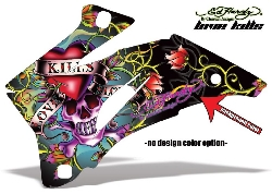 EdHardy - Love Kills für Arctic-Cat Quads