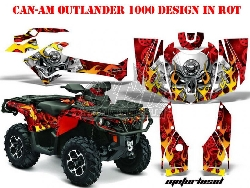 Motorhead für CAN-AM ATV