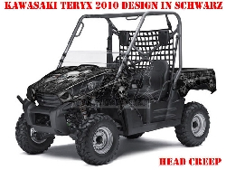 Head Creeps für Kawasaki UTV