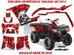 Bone Collector für Polaris ATV