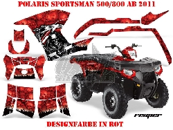 Reaper für Polaris ATV