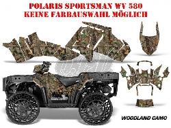 Real Camo Designs für Polaris ATV