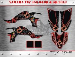 Ciclon C1093 für Yamaha Quads