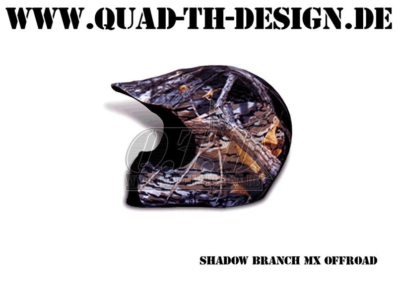 Helm Skin Mossy Oak - Shadow Branch