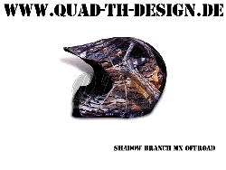 Helm Skin Mossy Oak - Shadow Branch