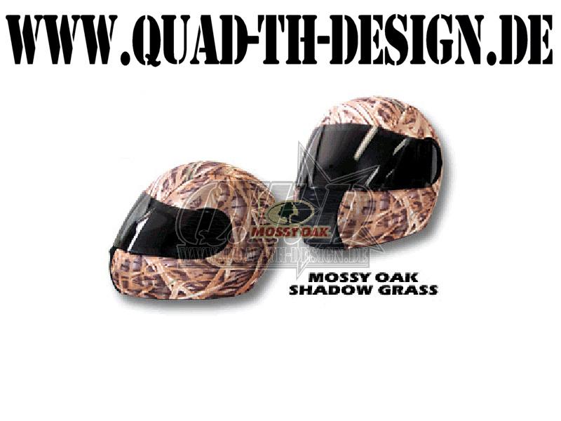 Helm Skin Mossy Oak - Shadow Grass