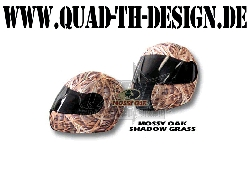 Helm Skin Mossy Oak - Shadow Grass