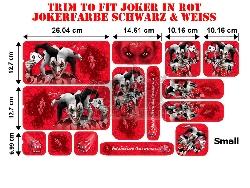 Trim to Fit Universal Joker Dekorsatz Kleine Ausführung