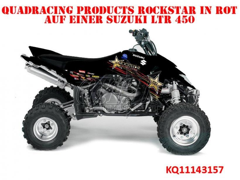Sonderpreis: Rockstar Energy für Suzuki LTR 450 Lagerware