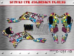 FOX Shift D1251, D1714 & E3712 für Suzuki Quads