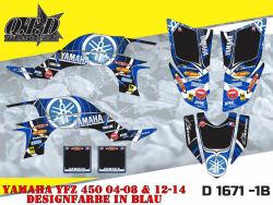 Yamaha Logo D1671, E3767, E4078, E4143, E3890, E4406, E4259 & E3662 für Yamaha Fahrzeuge