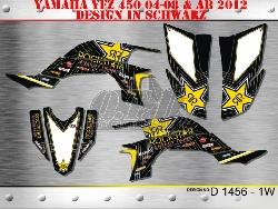 Star D1456 für Yamaha Quads