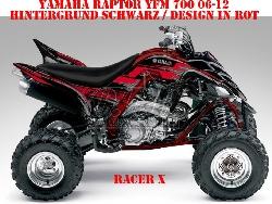 Racer X für Yamaha Quads