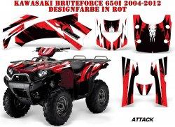Attack für Kawasaki ATV